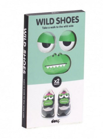 Wild Shoes: Crocodile