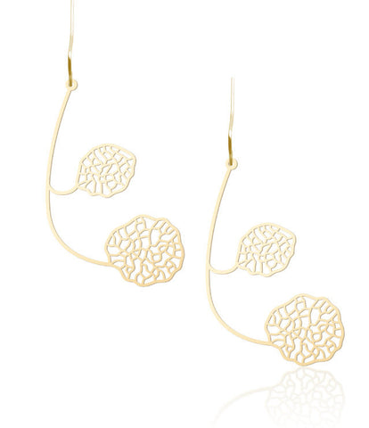 Connect Earrings (Golden)