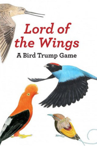 Lord of the Wings: A Trump Card Game