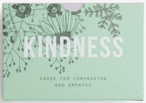 Kindness: Cards For Passion and Empathy