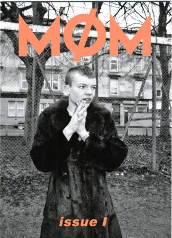 MØM MAKE OFFICIAL MAGAZINE #1