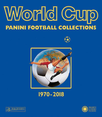 World Cup Panini Football Collections
