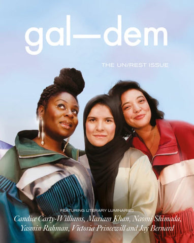 Gal-dem #4 The Un/Rest Issue