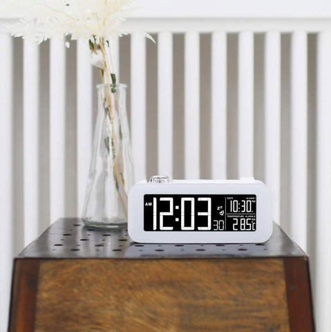 Mooas Smart Beam Projector Clock