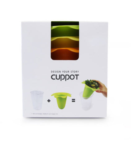 Cuppot Cupcycle Toolkit