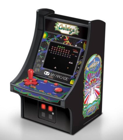 Galaga My Arcade Micro Player
