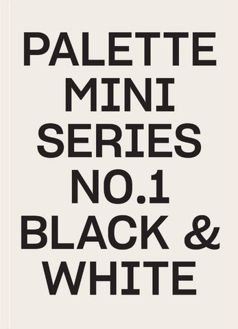 Palette Mini 01 Black & White