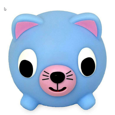Jabber Ball Blue Cat
