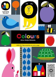 Colours: With Lift-Flap Suprises on Every Page