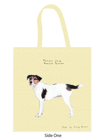 Jack Russell Tote Bag By Polly Horner