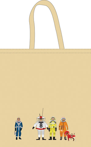 The Space Series: Spacesuits Tote Bag By Federico Babina