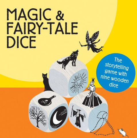 Magic And Fairy Tale Dice