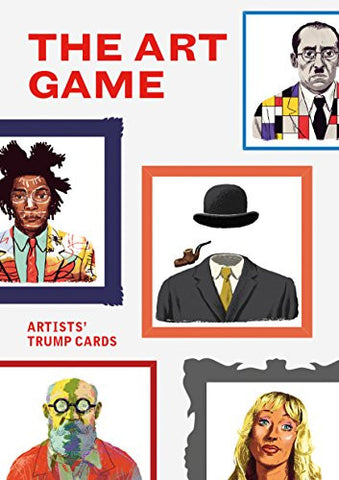 The Art Game: An Artist Trump Card Game