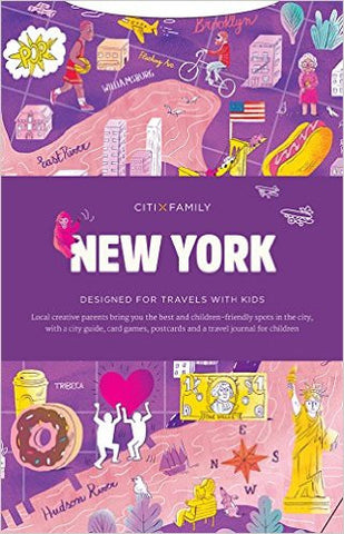 CITIxFamily City Guides: New York
