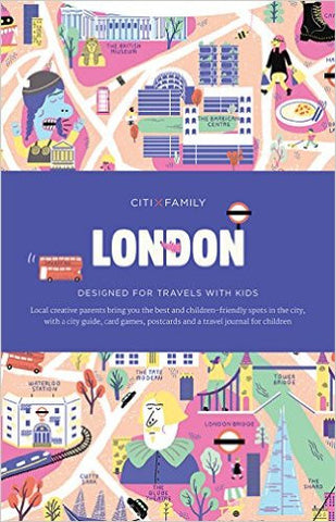 CITIxFamily City Guides: London