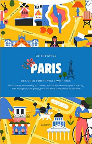 CITIxFamily City Guides: Paris