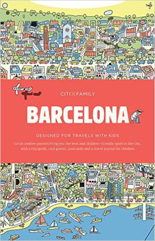 CITIxFamily City Guides: Barcelona