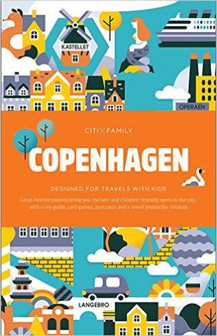 CITIxFamily City Guides: Copenhagen