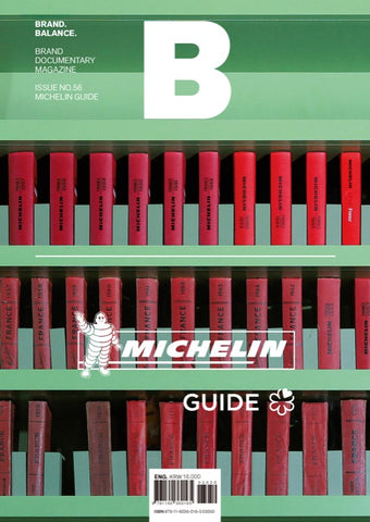 B Magazine #56 MICHELIN GUIDE