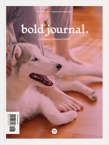 Bold Journal #12 Animal Companions