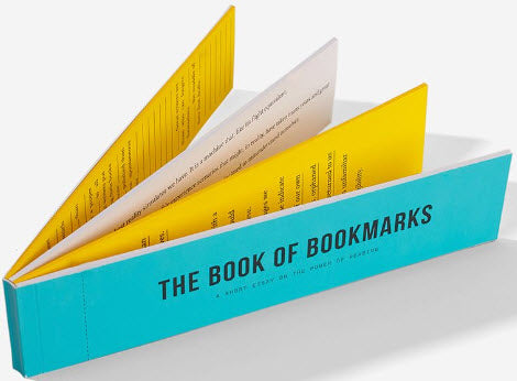 The Book of Bookmarks