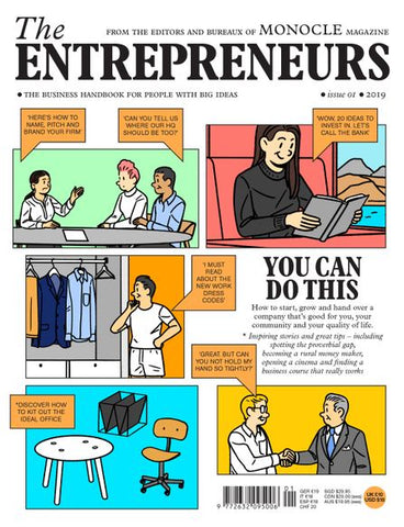 The Entrepreneurs #1
