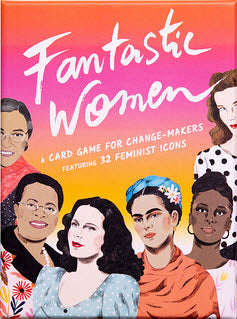 Fantastic Women: A Card Game