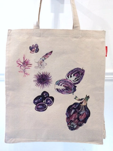Purple Foods By Colour Tote