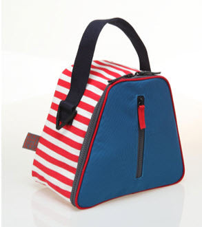 Secret Red Lunch Bag