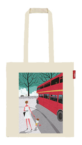 London In The Summer Tote Bag By Ryo Takemasa
