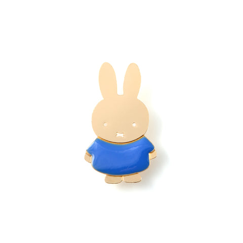 Miffy Pin Blue