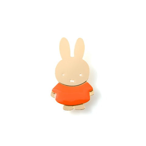 Miffy Pin Orange