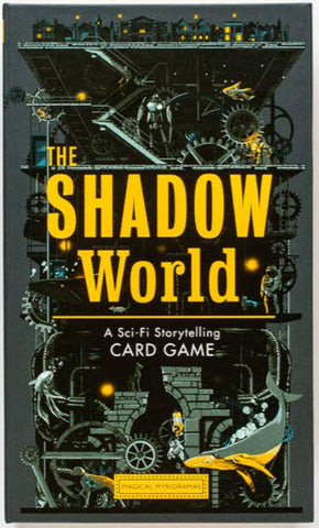 The Shadow World A Sci-Fi Storytelling Card Game