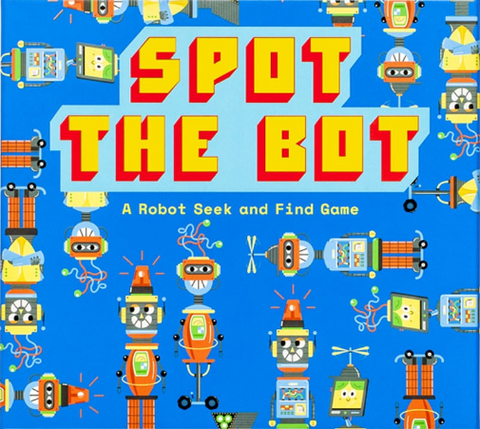 Spot the Bot: A Robot Seek and Find Game