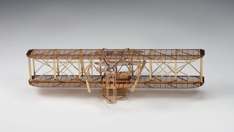 Wright 1903 Flyer Metal Model