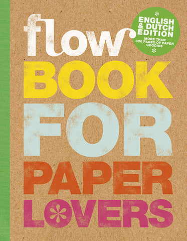 Flow Book for Paper Lovers #4 2016