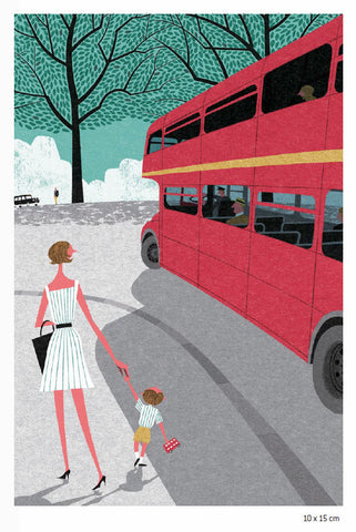 London In The Summer Jigsaw Puzzle By Ryo Takemasa