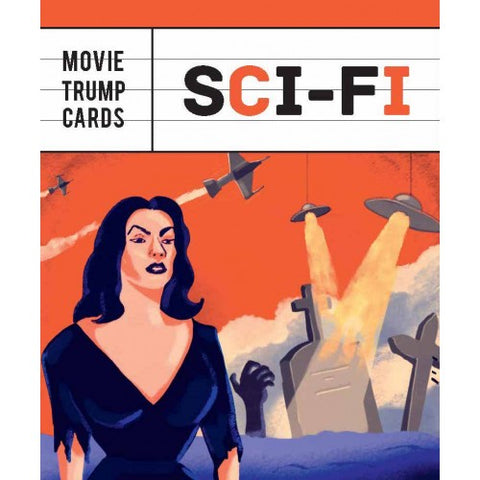 Sci-Fi: Movie Trump Cards