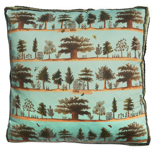 Tifton Trees Pillow