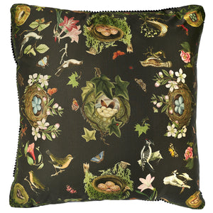 Birds Nests Pillow
