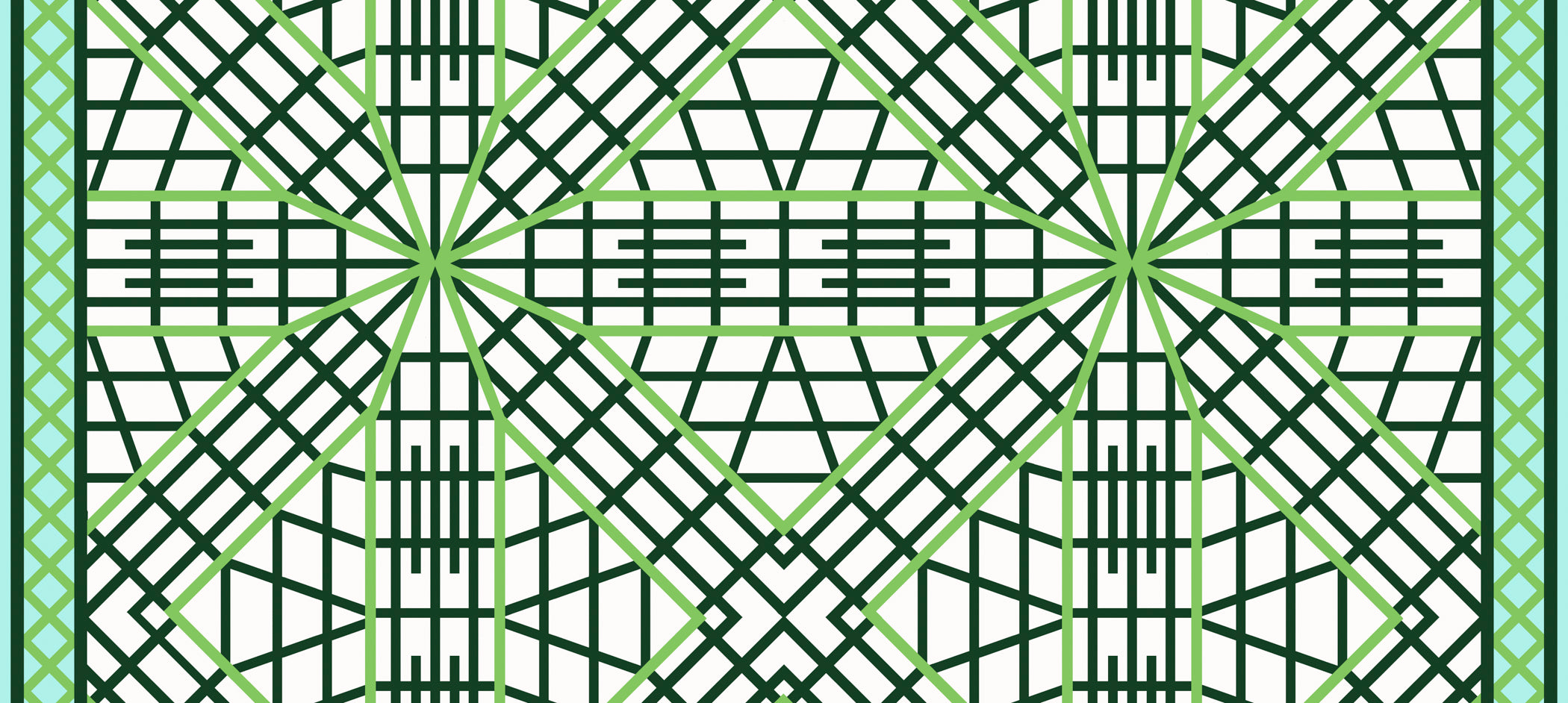 Clare Lattice Fabric