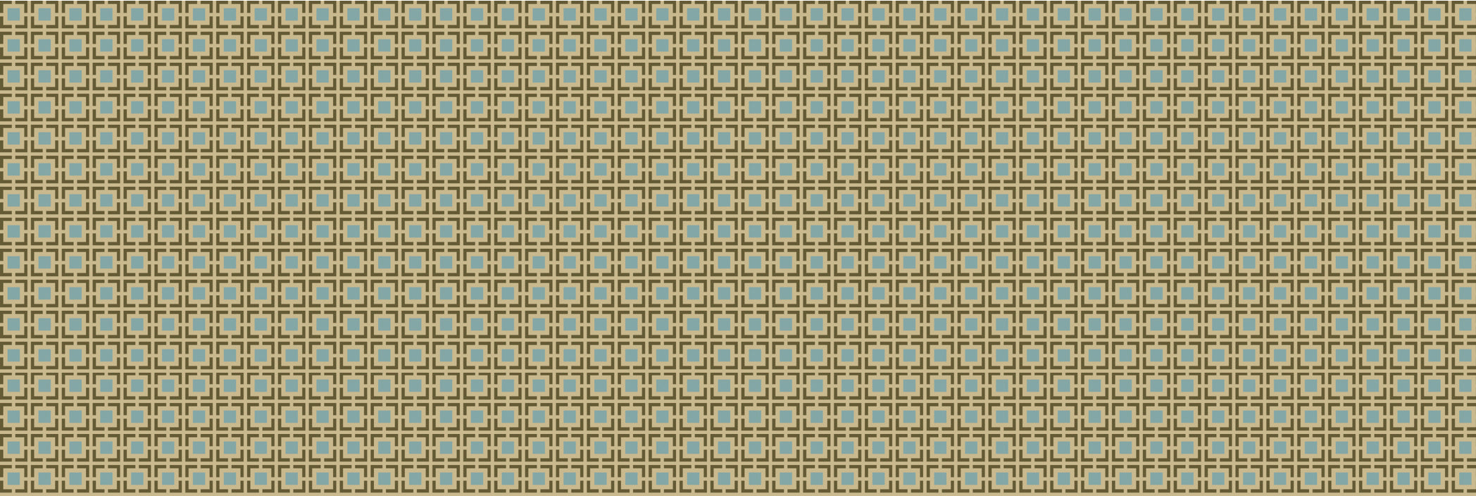 Florida Medium Geometric Fabric