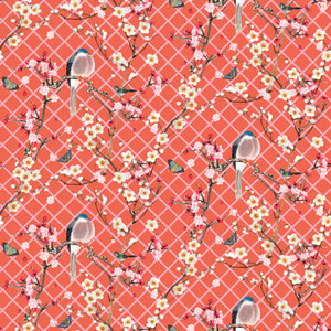 Teahouse Of The Summer Moon Fabric