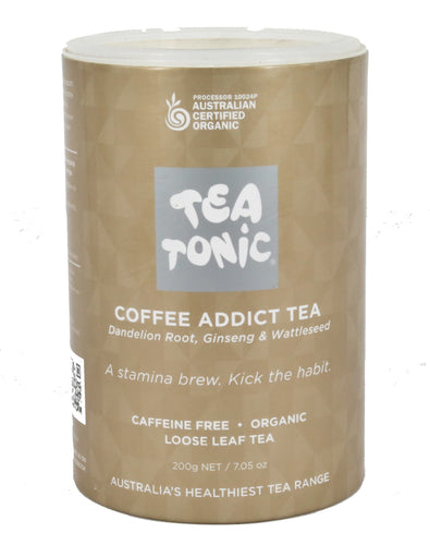 Coffee Addict Tea Loose Leaf Refill Tube