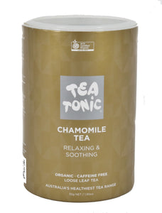 Chamomile Tea Loose Leaf Refill Tube