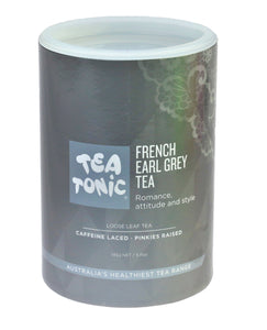 French Earl Grey Tea Loose Leaf Refill Tube
