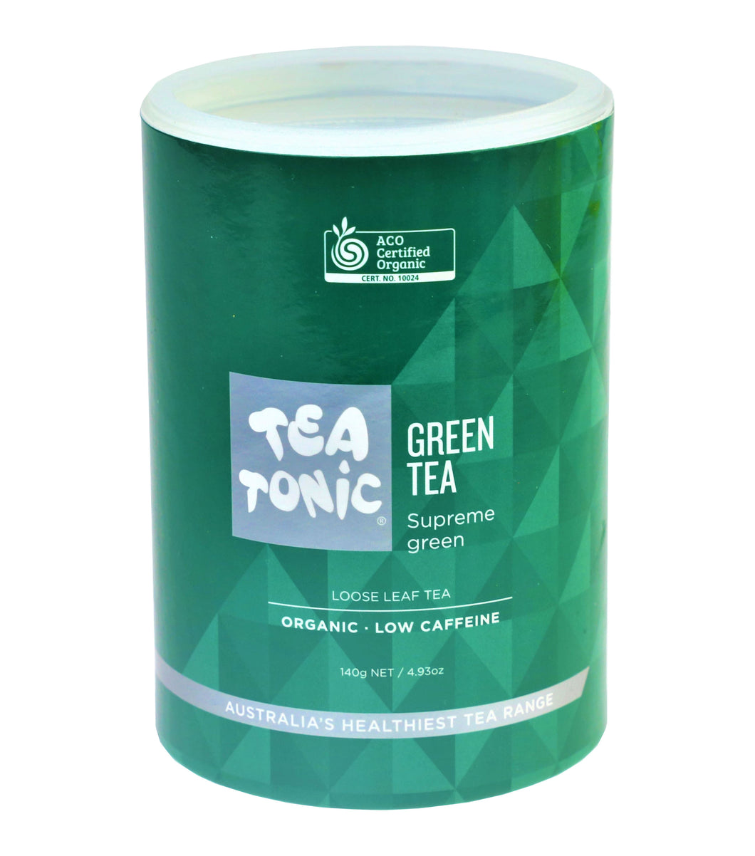 Green Tea Loose Leaf Refill Tube