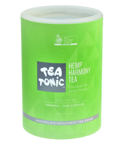 Hemp Harmony Tea Loose Leaf Refill Tube