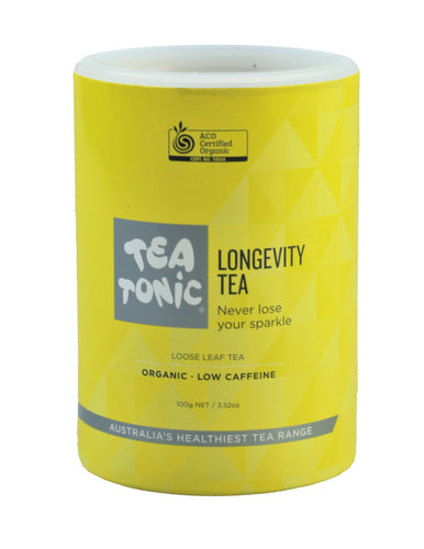 Longevity Tea Loose Leaf Refill Tube