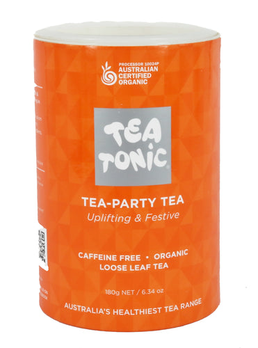Tea Party Tea Loose Leaf Refill Tube